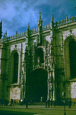 Photograph -  Jeronimos Monastery by Donna Walsh