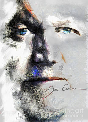 Joe Cocker - Hymn For My Soul     Art Print