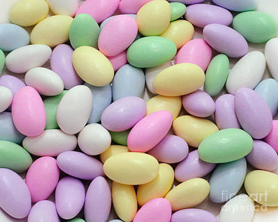Photograph -  Jordan Almonds - Weddings - Candy Shop by Andee Design
