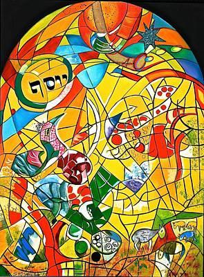 Joseph Art Print by Susan Robinson
