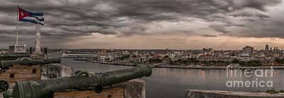 Photograph -  La Habana Cuba by Jose  Rey