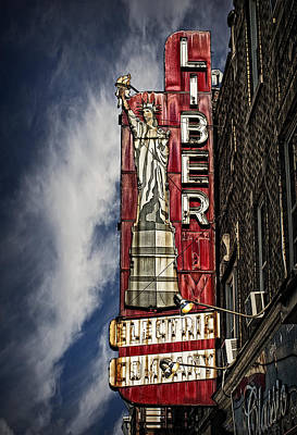 Photograph -  Liberty Electric by Wayne Gill