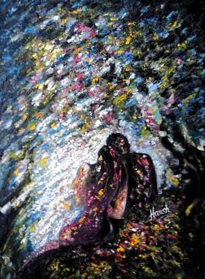 Love In Niagara Fall Original by Harsh Malik