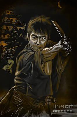 Mifune Original by Andrzej Szczerski