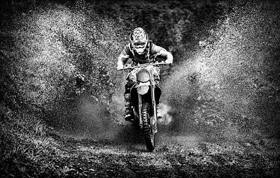 Mud Photograph - * by Paul Gs