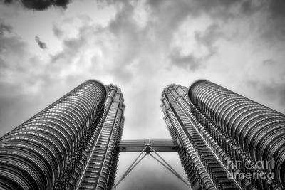Petronas Tower Art Print by Joerg Lingnau