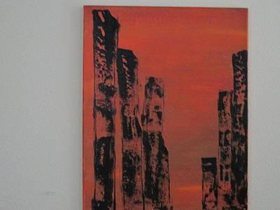 Portals Art Print