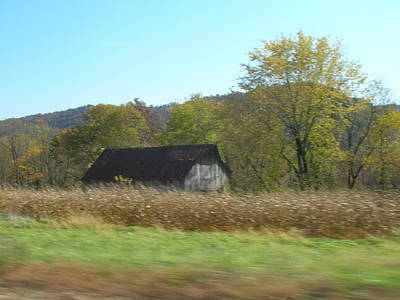 Photograph -  Rural Highway   by Dina  Stillwell