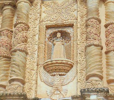 Photograph -  Santo Domingo Church by Rachel Munoz Striggow