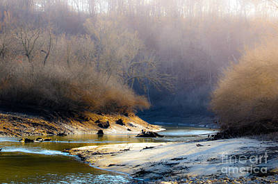Photograph -  Scenic Joachim Creek  by Peggy Franz