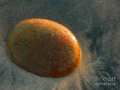 Smooth Stone Art Print