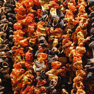 Photograph -  Spice Market - Istanbul by Jacqueline M Lewis