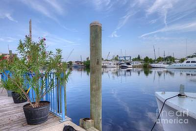 Photograph -  Sponge Boat Docks 2  by Liane Wright