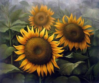 Sunflower 4 Art Print