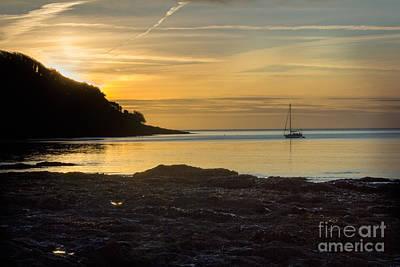 Sunrise Pendennis Point Print by Brian Roscorla