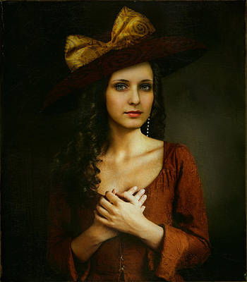 Brunette Photograph - *** by Svetlana Melik-nubarova