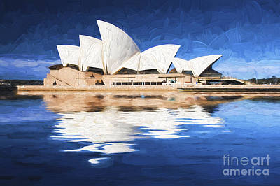 Af Vogue Rights Managed Images -  Sydney Opera House  Royalty-Free Image by Sheila Smart Fine Art Photography