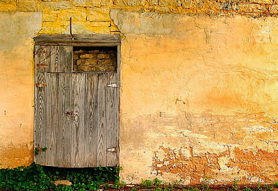 Photograph -  The Back Door by David and Carol Kelly