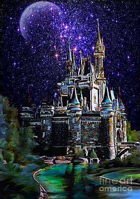The Magic Castle. Original by Andrzej Szczerski