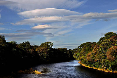 The River Beauly Art Print