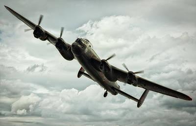 Spitfire Photograph -  Vera by Jason Green