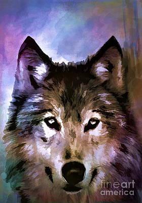 Wolf Original by Andrzej Szczerski