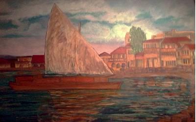 Zanzibar  Art Print
