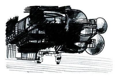 0012 Art Print