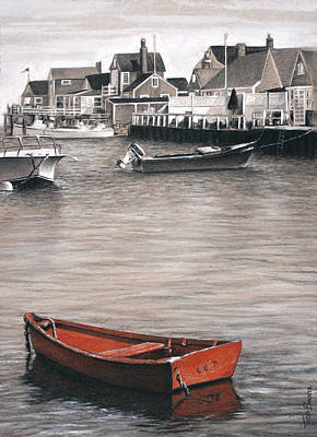 Red Boat Original by Todd Bachta