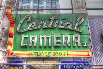 Beastie Boys - 0083 Central Camera Chicago by Steve Sturgill