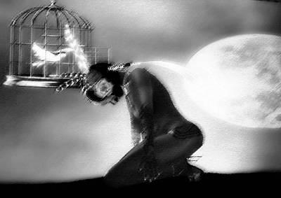 Digital Art - 01 by Theda Tammas