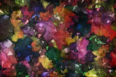 Digital Art - 011015 by Matt Lindley