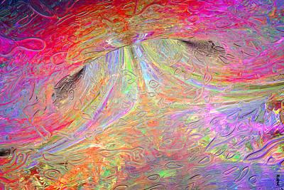 Digital Art - 022815 by Matt Lindley