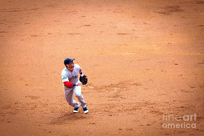 Baseball Royalty-Free and Rights-Managed Images - 0233 Pop Fly by Steve Sturgill