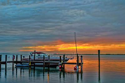 0255-key-largo Art Print