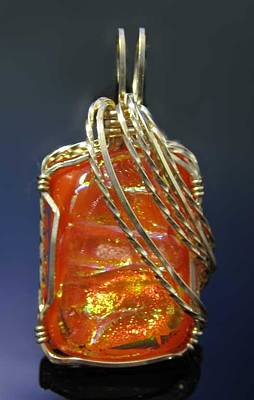 Jewelry - 0294 Fiery Sunset by Dianne Brooks