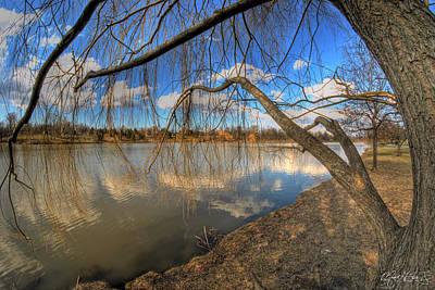 Grace Kelly - 04 Hoyt Lake Spring Reflections by Michael Frank Jr