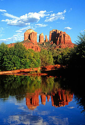 0464 Sedona Arizona Art Print by Steve Sturgill