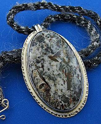 Jewelry - 0478 Astrophyllite by Dianne Brooks
