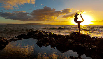 Yoga Photograph - 048 by Maui Vibration