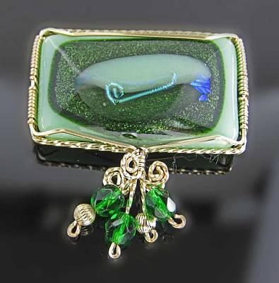 Jewelry - 0563 Undersea Explorer by Dianne Brooks