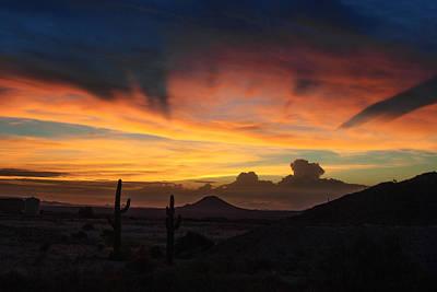 Photograph - Sunset 071313 - 8828 by Tam Ryan