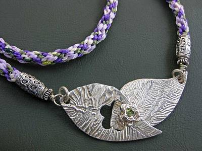 Jewelry - 0720 Leaves by Dianne Brooks