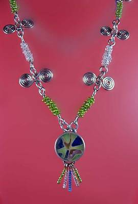 Jewelry - 0753 Spring by Dianne Brooks