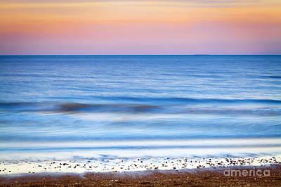 Evanston Photograph - 0847 Lake Michigan - Evanston Illinois by Steve Sturgill