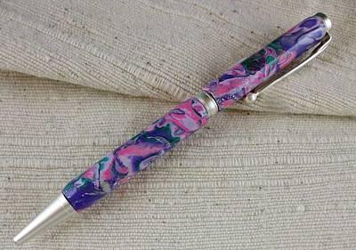 Jewelry - 0987 Twist Pen  by Dianne Brooks