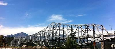 Photograph -  Bridge Of Gods by Susan Garren
