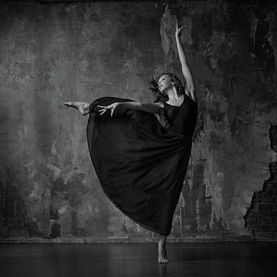 Dancing Wall Art - Photograph - *** by Constantin Shestopalov