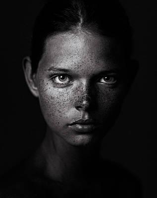 Lips Photograph - _ by Danil Rudoi