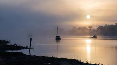 Photograph -  Foggy Burnett 2 by Brad Grove